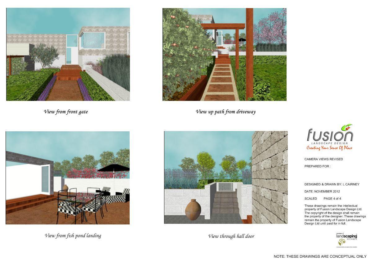 Designed by Fusion Landscape Design www.fusionlandscapedesign.co.nz ...