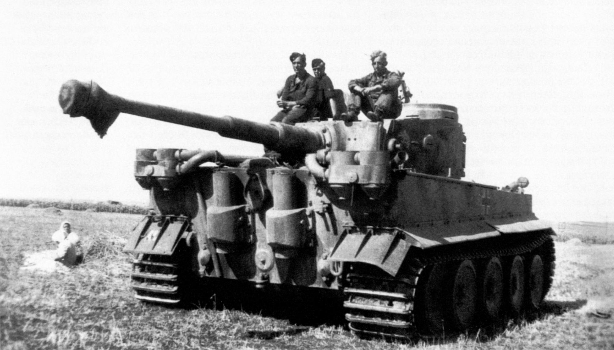"""Tiger """"Das Reich"""" Division #S02"""
