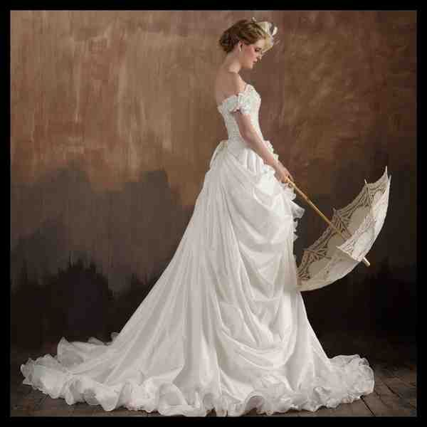 Awesome Old Fashioned Wedding Dresses for Your Collections 2018 ...