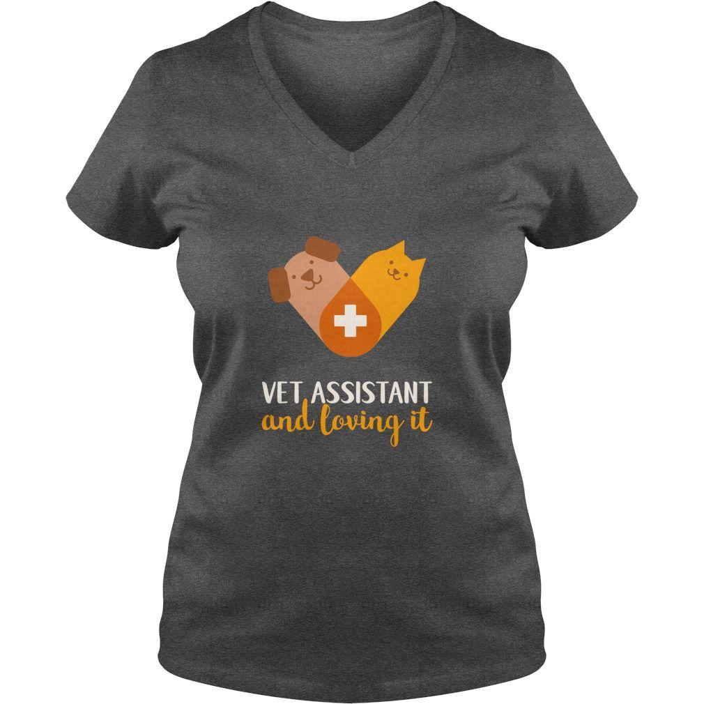 Veterinary assistant Veterinary assistant and loving it