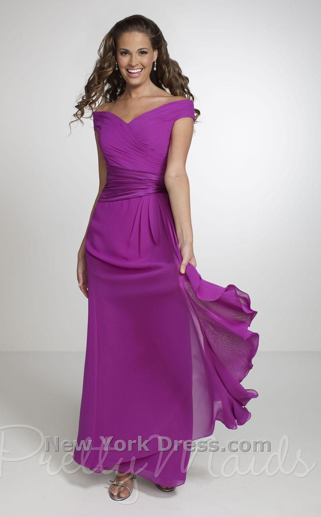 Pretty Maids Dress 22534 | Maids and Wedding