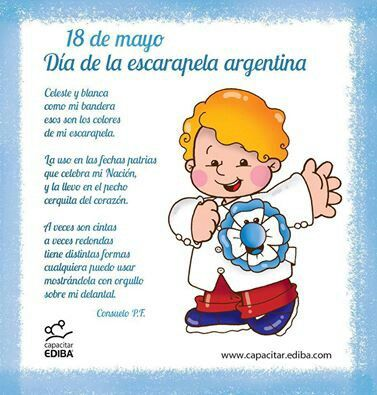 Dia De La Escarapela Argentina Dia De La Escarapela Carteleras Escolares Efemerides Argentinas