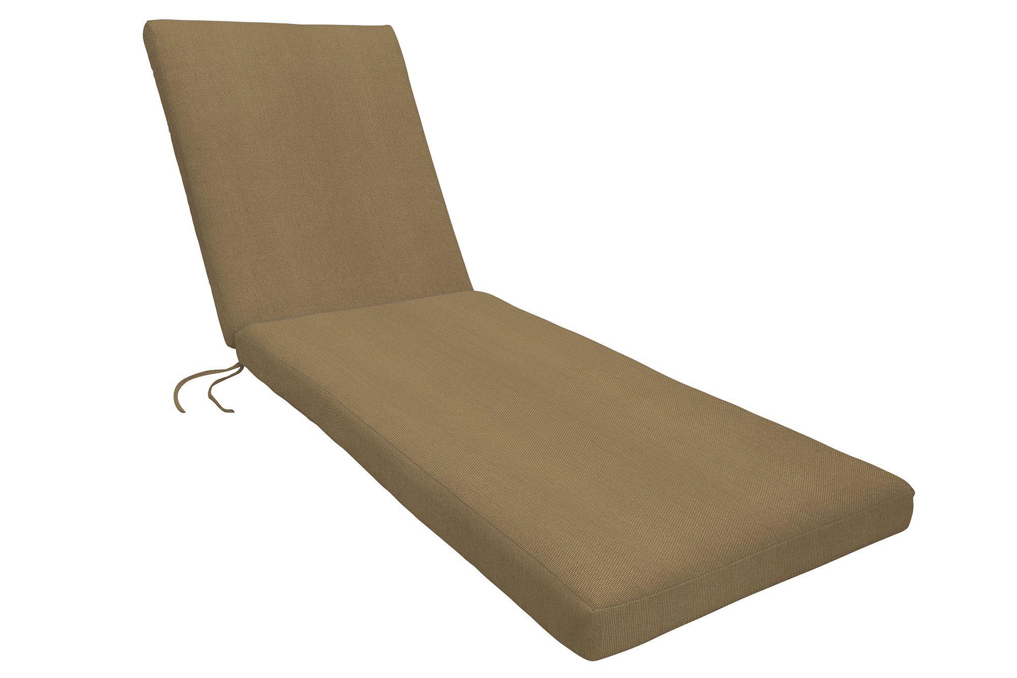 Sunbrella Chaise Lounge Cushion Replacement cushions