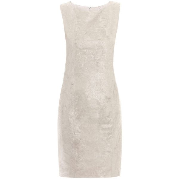 Maxmara Abitata dress ($748) via Polyvore
