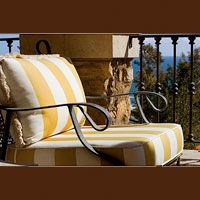 Seat Cushions Made By Arizona Custom Cushions Diy Patio Seat