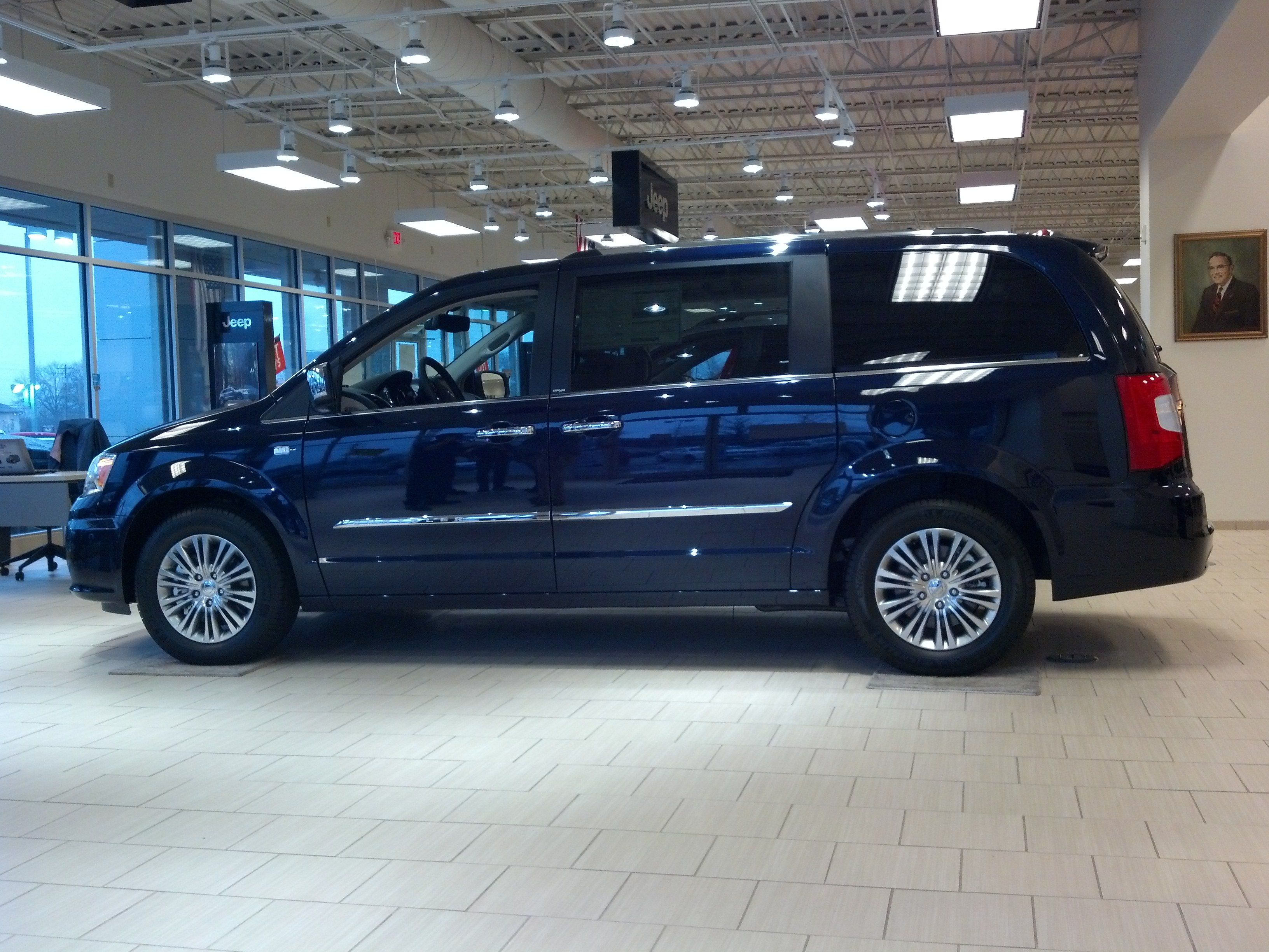Did you know that this is the 30th anniversary of Chrysler Town and Country?  As the leader in the minivan segment T&C has been the choice of families small and large since 1984!   www.zimmermotors.com