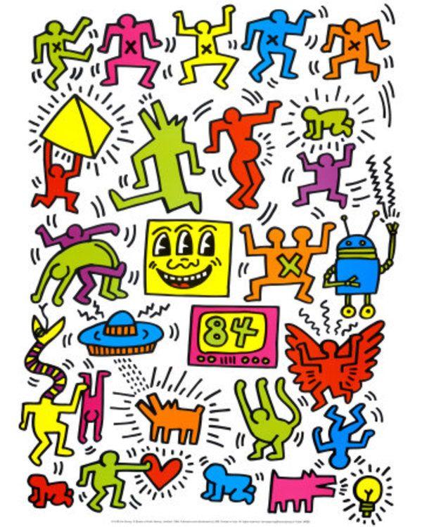 Keith+Haring+Subway+Art  79e641244