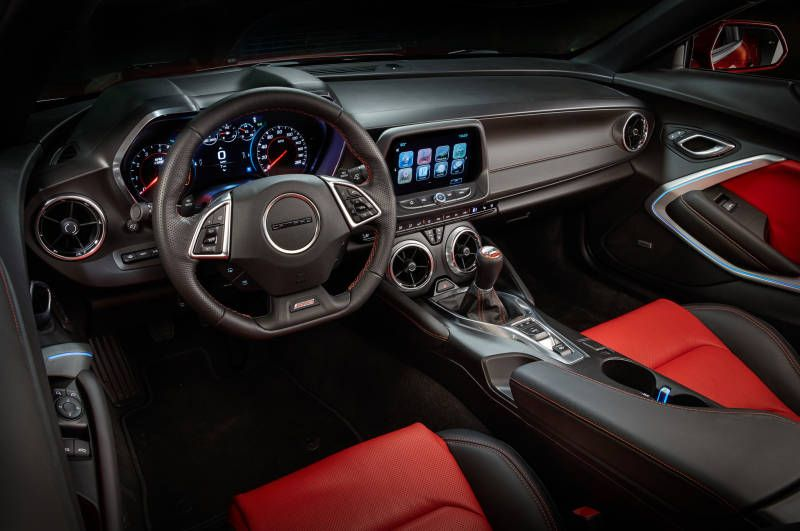 2016 Chevrolet Camaro Release Date Changes Specs Price