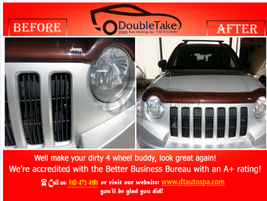 At DoubleTake Auto Spa, we offer friendly and professional ...