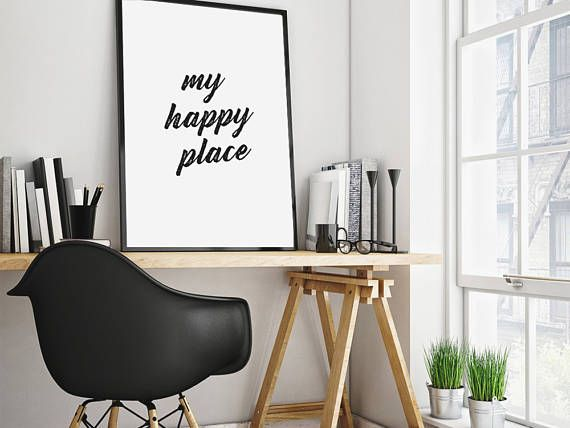 My Hy Place Print Large Format Wall Art