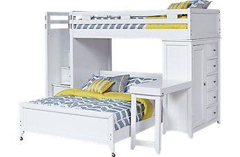 Kids Bunk Beds Kids Bedroom Sets Rooms To Go Kids Bed For Girls Room Girls Bunk Beds Bunk Beds