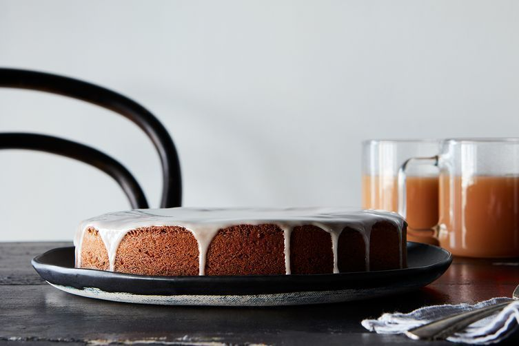 A Cake Fit For a Tea Party—And Monday's Breakfast on Food52