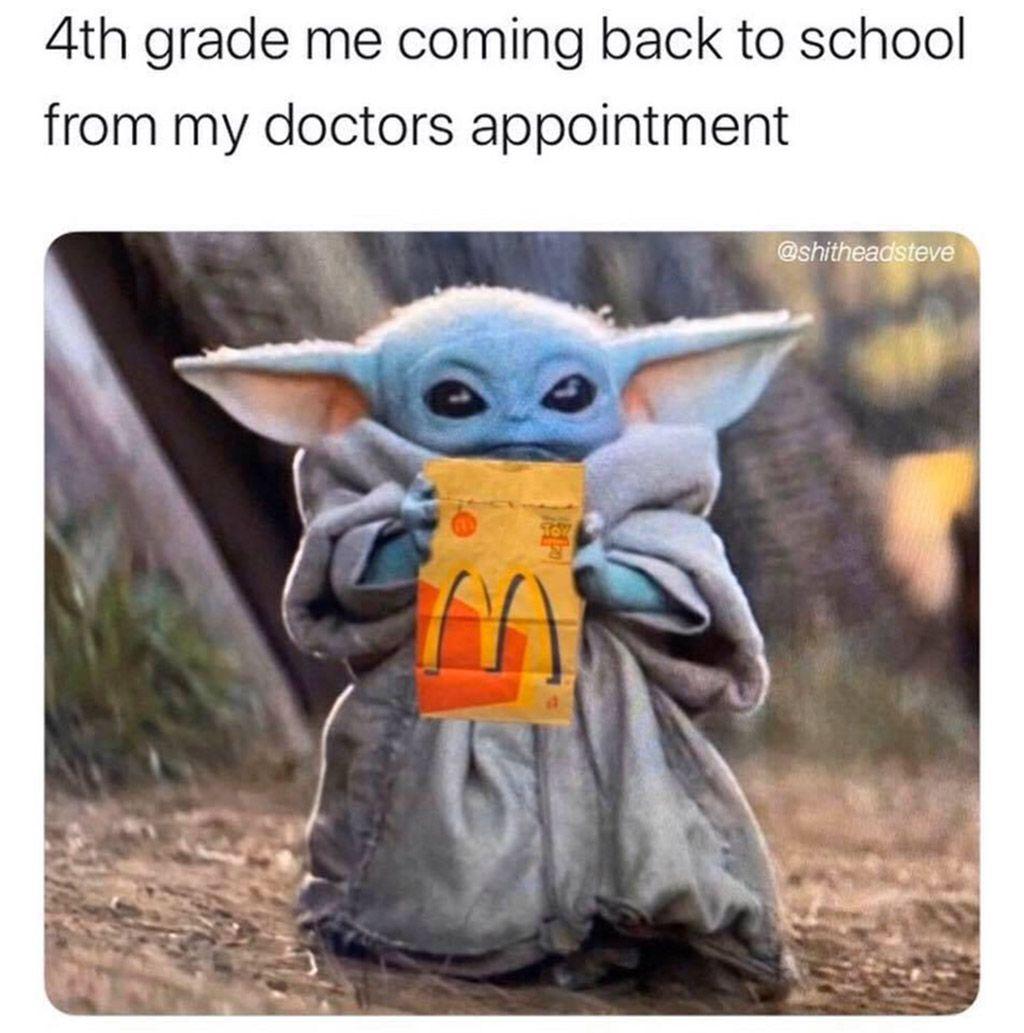Fourth Grade Me Funny Memes Yoda Funny Yoda Meme