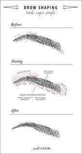 Photo of 5 Tricks für schöne Augenbrauen 5 Tipps, um endlich satt zu werden. Charmanter Service …