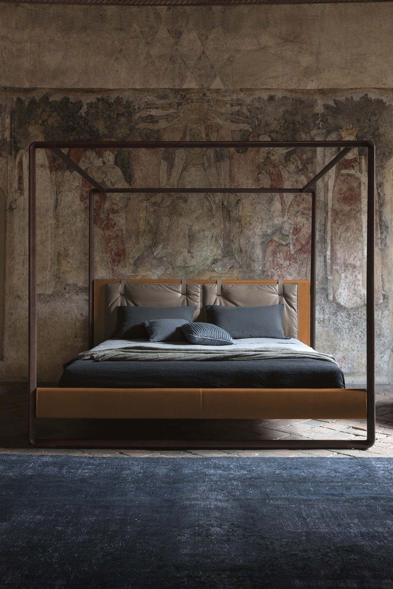Best Canopy Bed Volare By Poltrona Frau Design Roberto 400 x 300
