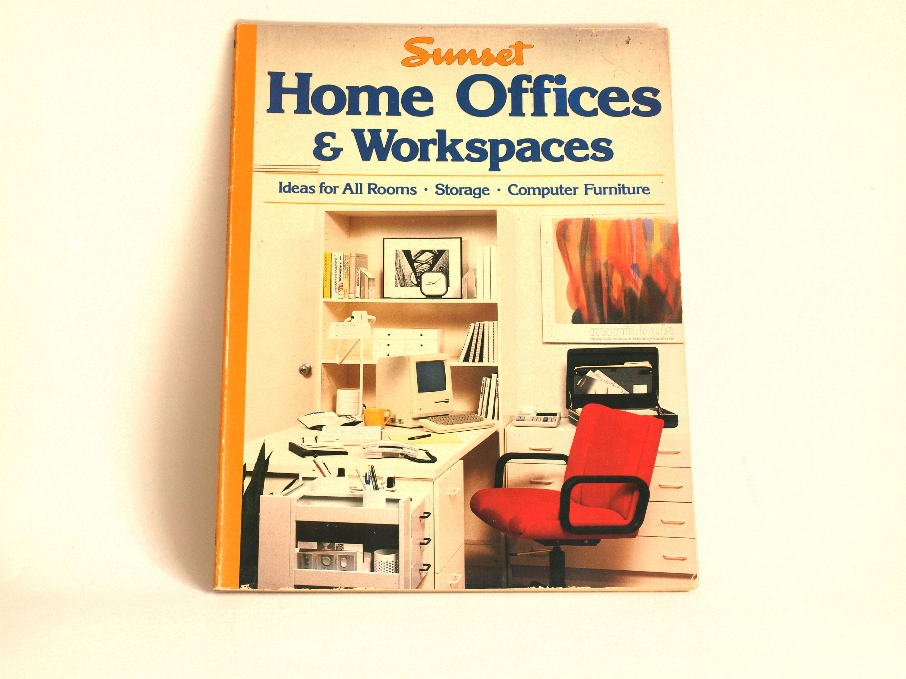 Sunset Home Offices Workspaces Book