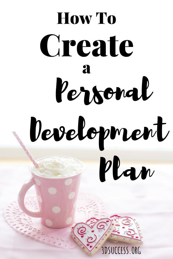 Self improvement is vital to reaching your goals & living life to the fullest. Here's your ultimate guide to creating your own Personal Development Plan.