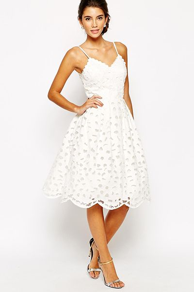 Team Blanc: 10 White Dresses Under $500