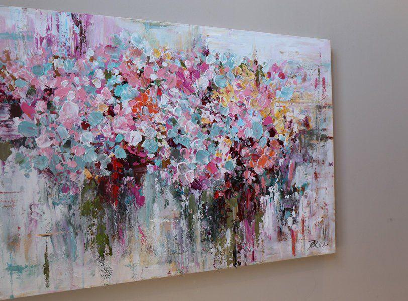 Kunst Malerei Acryl Malerei Moderne Abstrakte Etsy Abstrakte