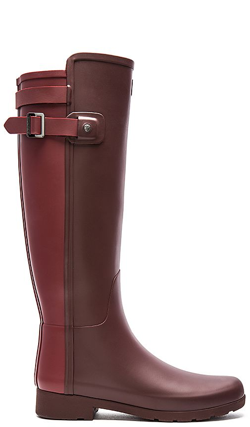 Original Refined Back Strap Rain Boots