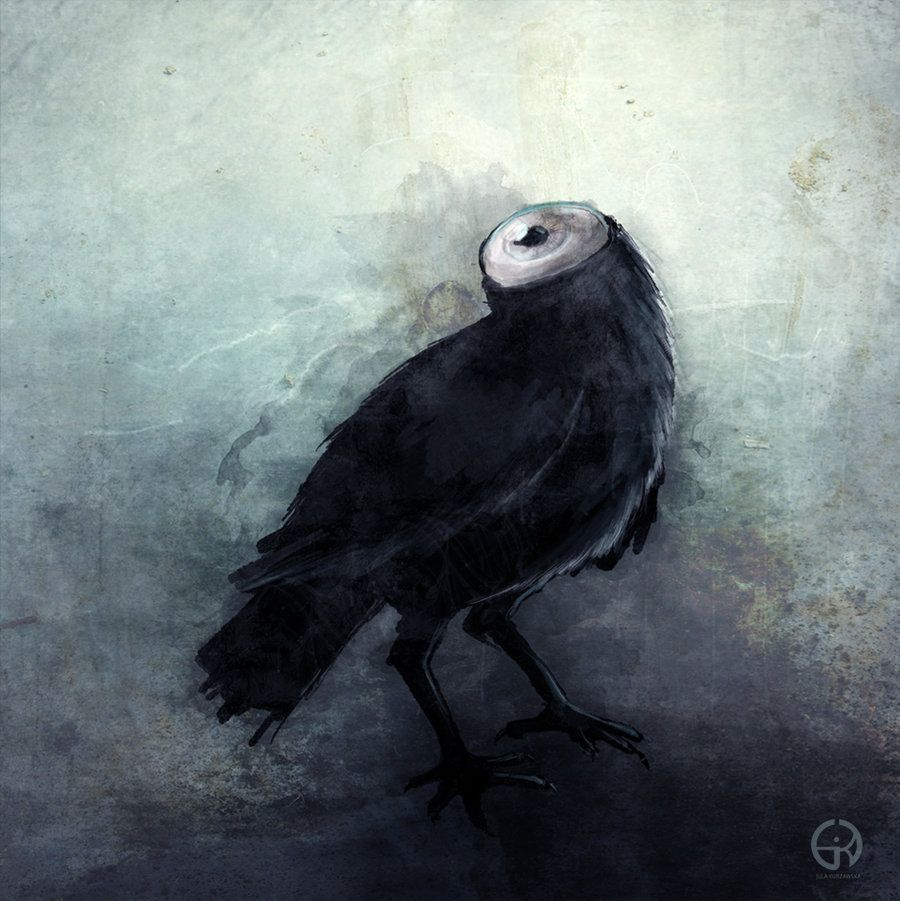 nevermore by BetweenTheClouds.deviantart.com on @deviantART