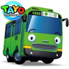resultado de imagen para tayo el pequeño autobus cumple