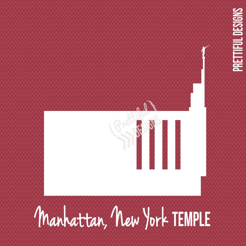 lds mormon lds temples manhattan clip art mormon temples illustrations [ 1500 x 1500 Pixel ]