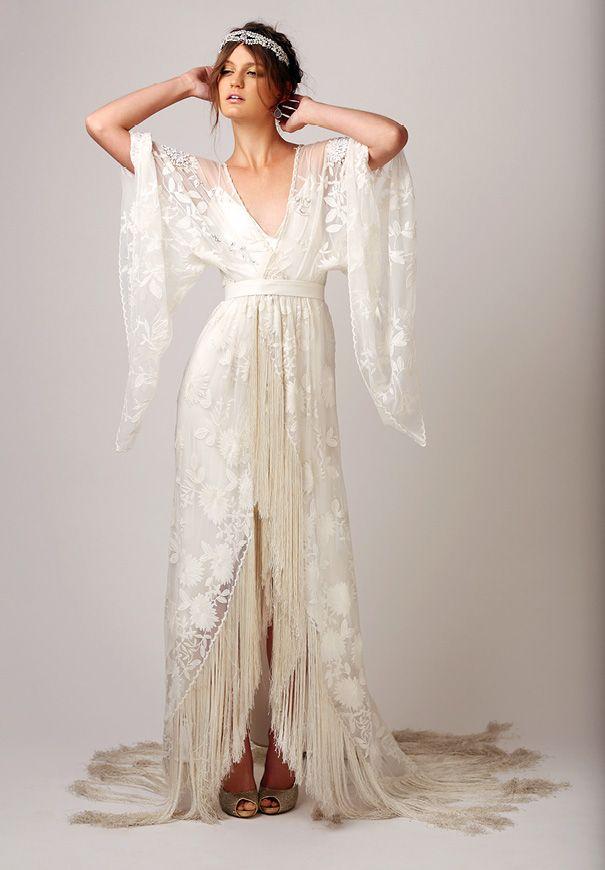 Pretty Little Wedding Things Cleo Dress Rue De Seine