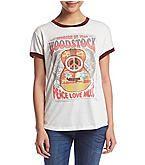 licensed woodstock shirt @ bon-ton
