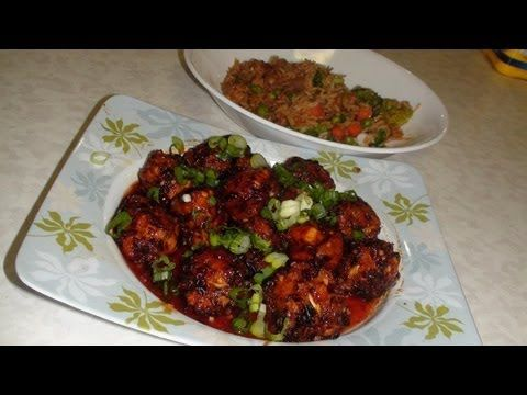 Vegetable manchurian recipe video indo chinese fusion recipes by vegetable manchurian recipe video indo chinese fusion recipes by bhavna youtube forumfinder Images