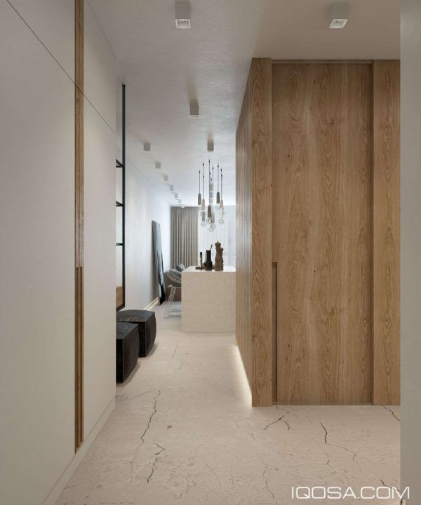 An Approachable Take On Luxury Apartment Design (Interior