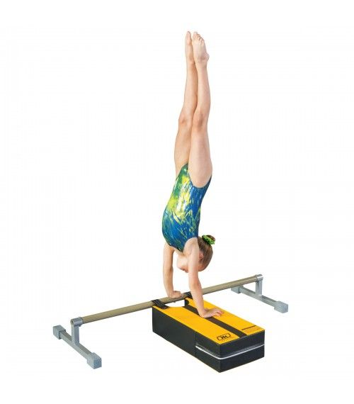 48 Floor Bar Pirouette Trainer Mat Set Gymnastics Gym
