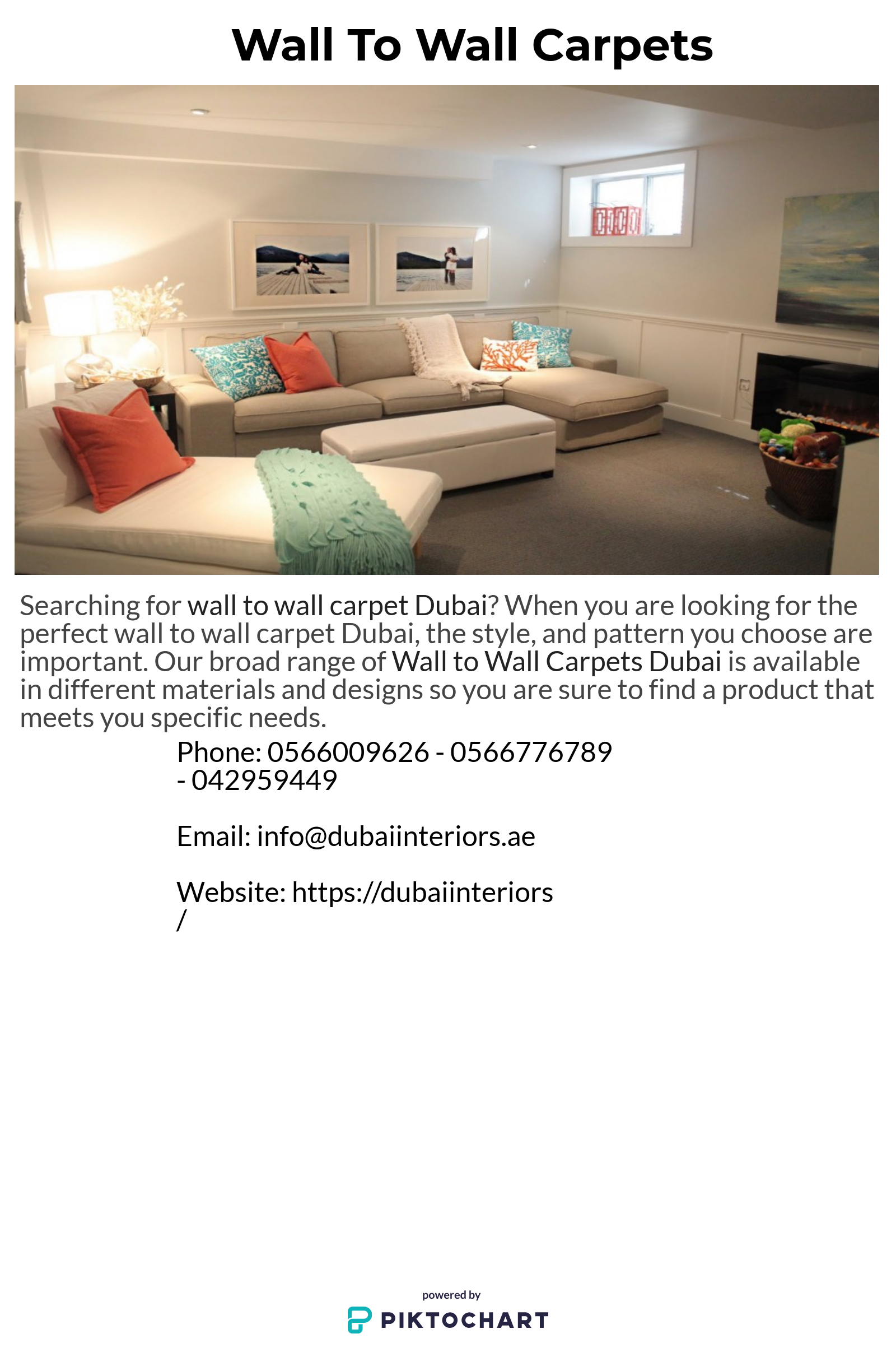Searching For Wall To Wall Carpet Dubai When You Are Looking For