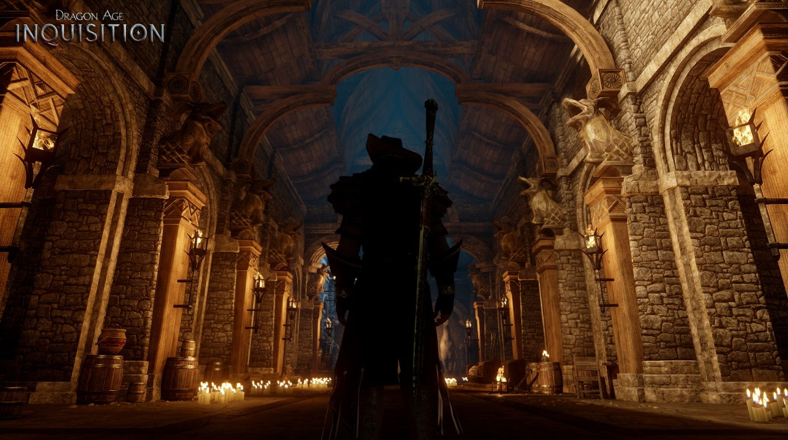 Dragon Age Inquisition New Concept Art And Screenshots