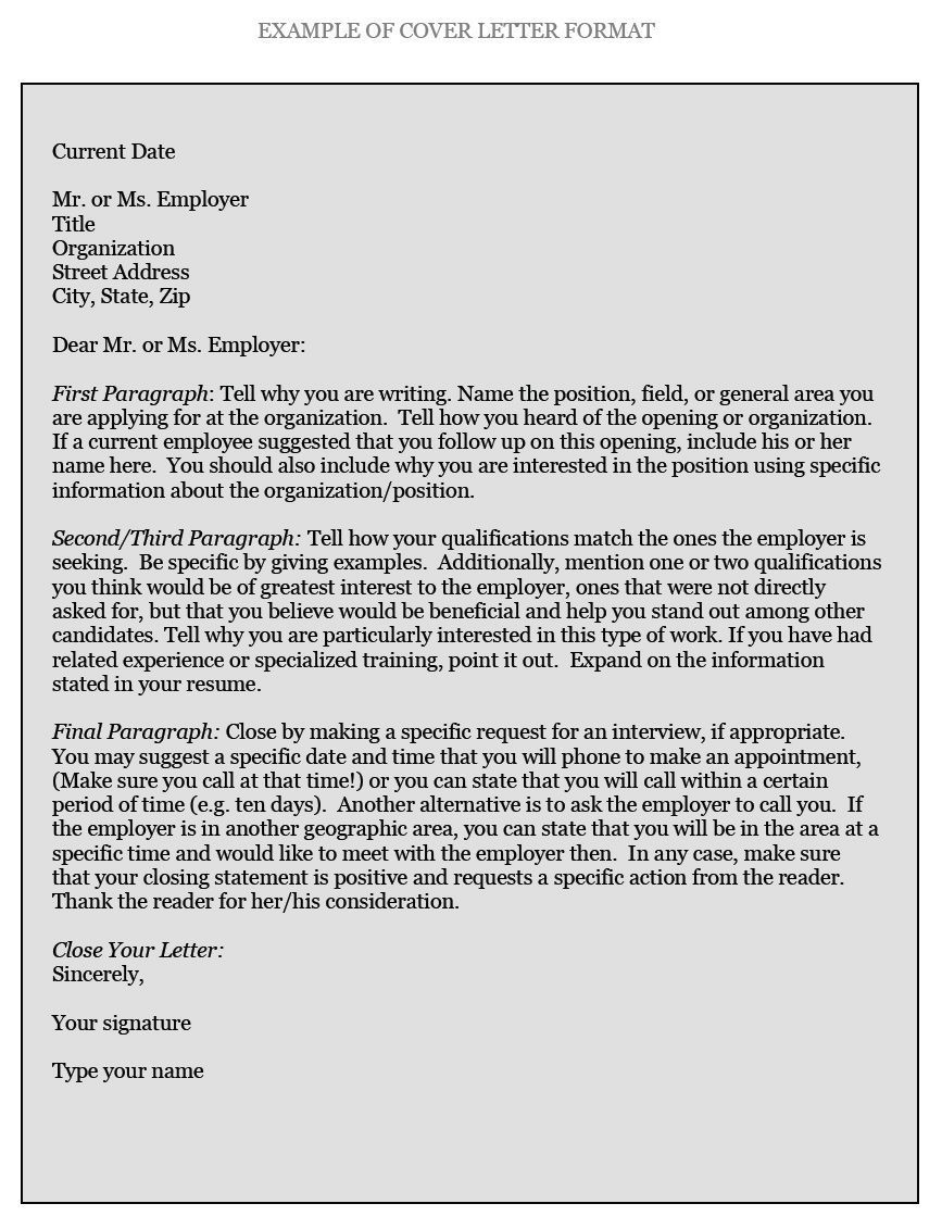 Cover Letter How To Write Cover Letter How To Write Will Be A