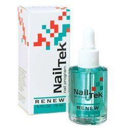 Nail Tek Renew Oil Cuticle Oil .5 Oz.
