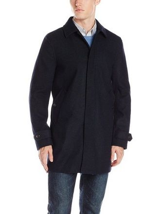 cool Men's Sartorial Car Coat - For Sale Check more at http://shipperscentral.com/wp/product/mens-sartorial-car-coat-for-sale/