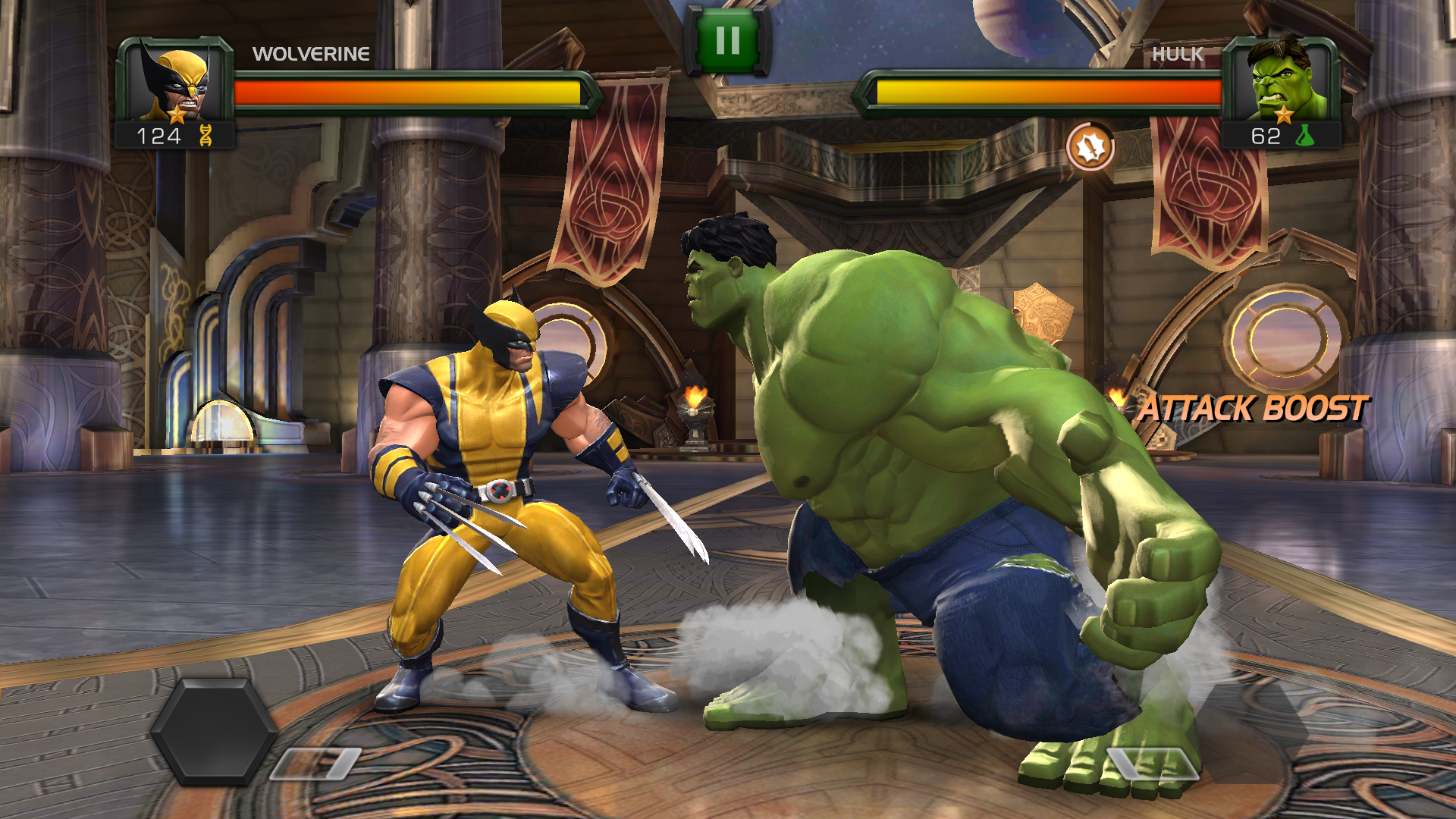 Marvel Contest of Champions I ve be e obsessed with this game