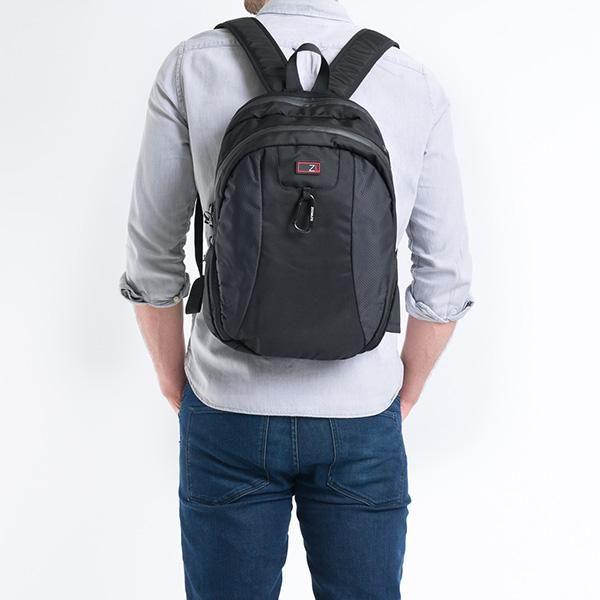 Anti-Theft Backpack - Cut Resistant Panels - Slash Resistant Straps -  Lockable pickpocket safe 74d7eaaf9a