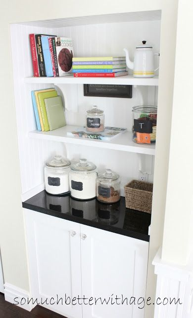 kitchen office wwwsomuchbetterwithagecom kitchen office cabinet. Turn A Closet Into Butler Pantry | So Much Better With Age Kitchen Office Wwwsomuchbetterwithagecom Cabinet F