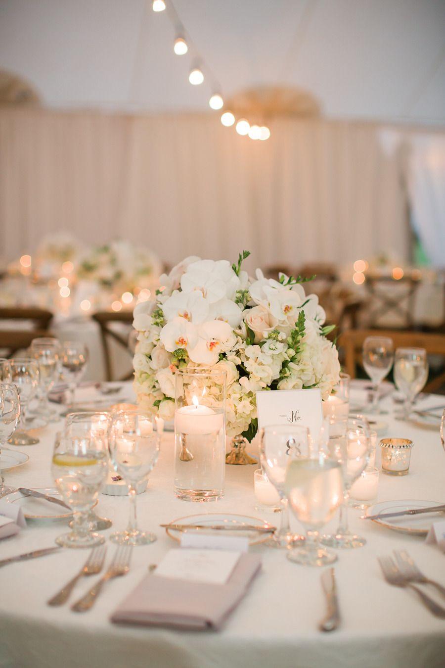 Elegant Tented Santa Barbara Polo Club Wedding Something