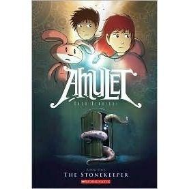 Amulet Vol 1 The Stonekeeper Graphic Novel Amulet Books