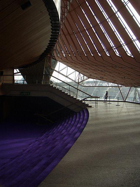 Inside the Sydney Opera House, Australia
