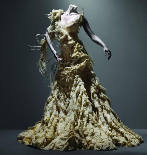 Central Themes in Alexander McQueen's Work