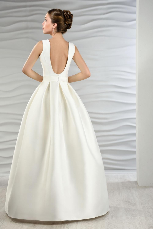 Hochzeitskleid Satin – Valentins Day in 10  Braut, Brautkleid