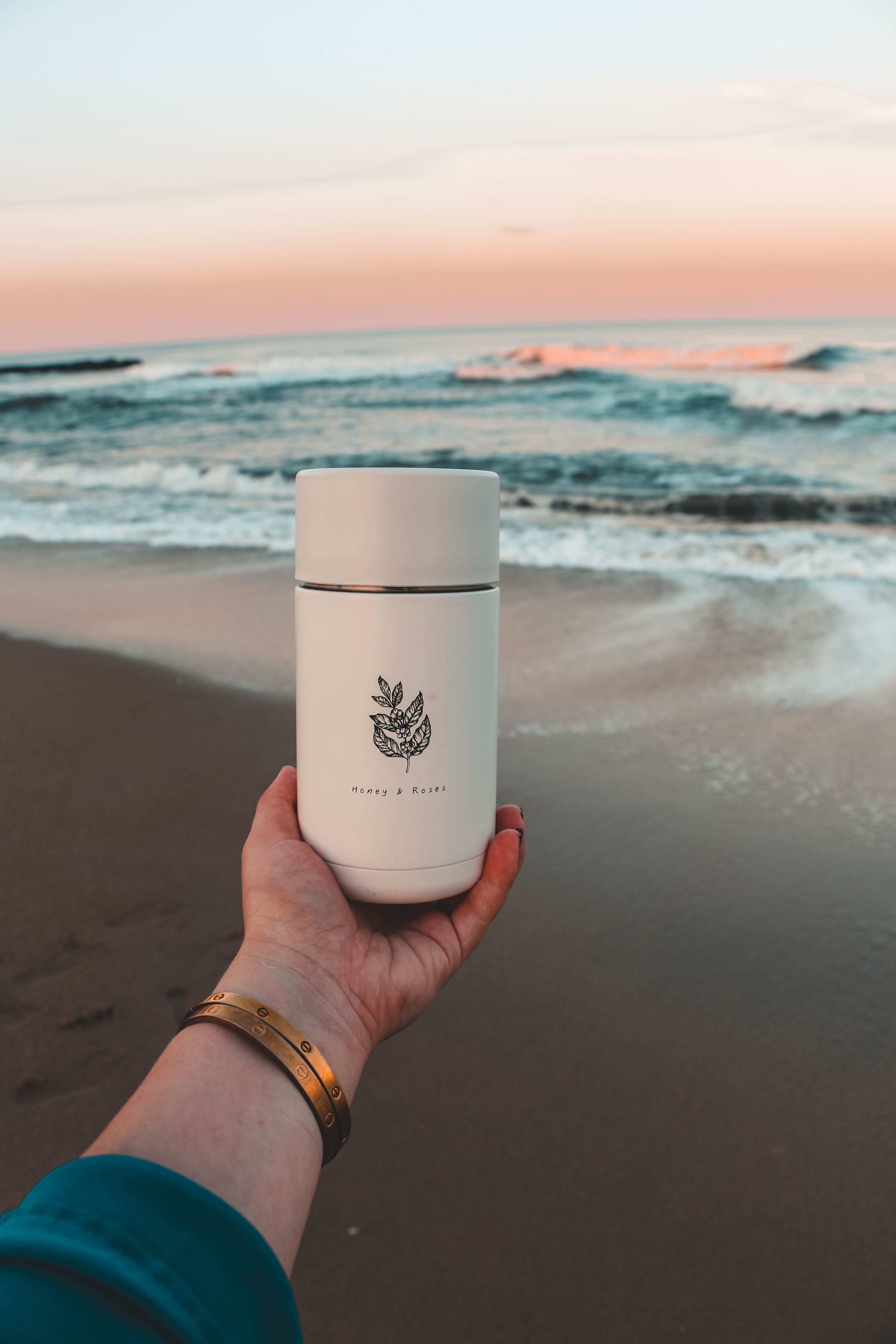 Reusable Coffee Mug Frank Green Ecofriendly Mug Honey Roses Coffee Co Reusable Coffee Cup Coffee Cups Travel Coffee Cup