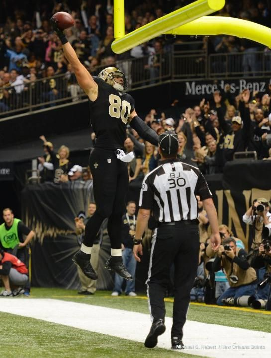 Jimmy Graham Top 100 Photos Of 2013 Jimmy Graham New Orleans Saints New Orleans