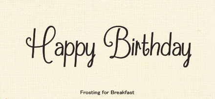 Happy Birthdayの文字に合う イイ感じな手書き欧文フォント Happy Birthday Project Happy Birthday Font Happy Birthday Words Birthday Projects