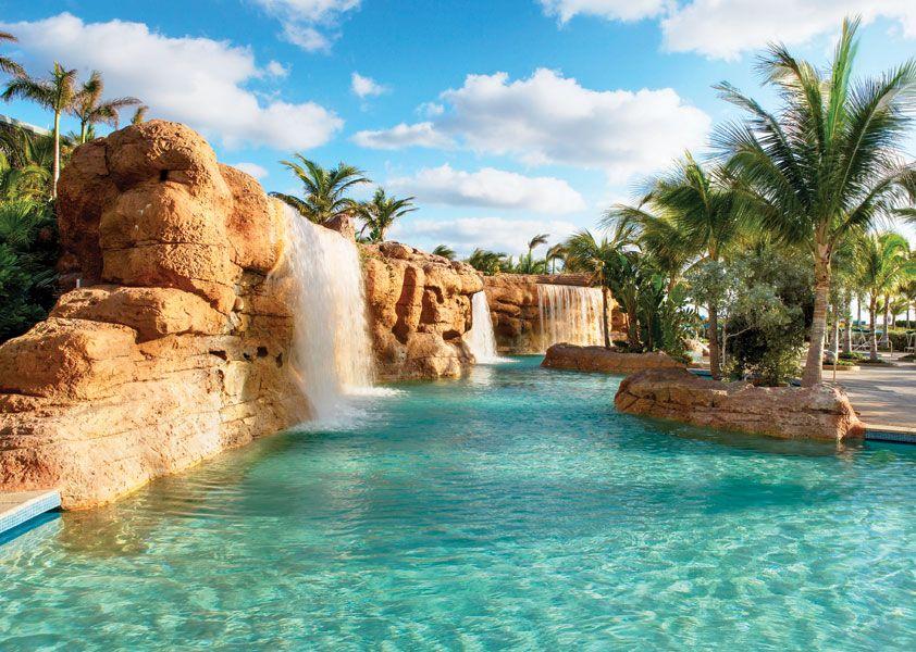 The Cove At Atlantis Atlantis Bahamas Paradise Island Bahamas Paradise Island