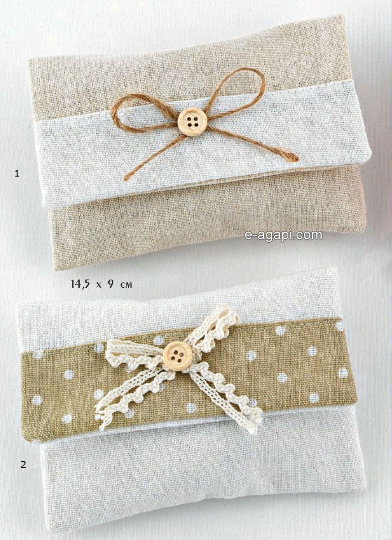 Polka dots favors 50-150 Wedding favors envelopes wedding bomboniere ...